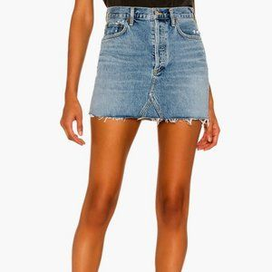Joe's Jeans High Rise Drexel Mini Denim Skirt Sz27